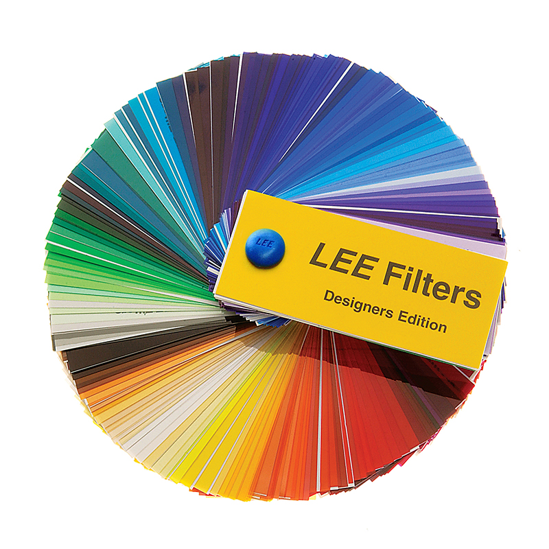 LEE Filter Halber Bogen