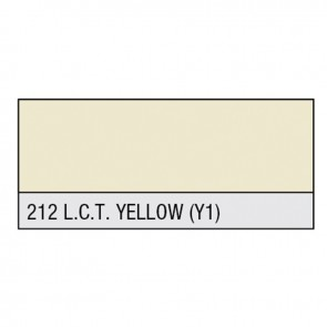 LEE Filter Rolle 212 L.C.T.Yellow