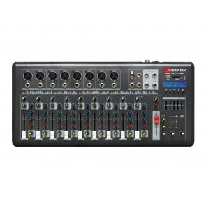 MARK MAX 10 FX USB Audiomischpult 8+1 channel