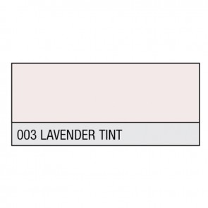 LEE Filter Rolle 003 Lavender Tint