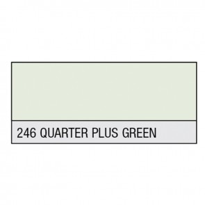 LEE Filter Rolle 246 Qtr. Plus Green