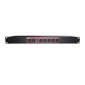 SWISSON XSP-3R DMX Splitter / Booster Box 19   Single Rack