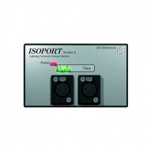 LSC ISOPORT 2 DMX Splitter