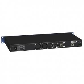 LUMINEX GigaCore 14R with PoE supply
