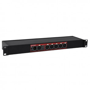 SWISSON XSP-5R DMX Splitter / Booster 19   Single Rack