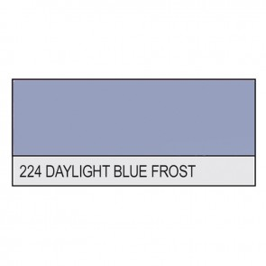 LEE Filter Rolle 224 Daylight Blue Frost