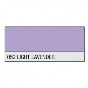 LEE Filter Rolle 052 Light Lavender