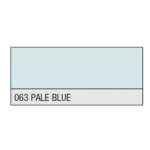 LEE Filter Rolle 063 Pale Blue