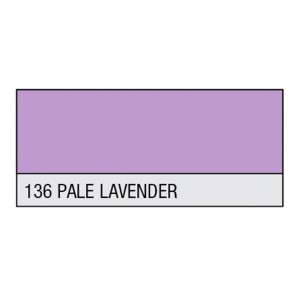 LEE Filter Rolle 136 Pale Lavender