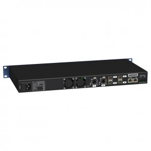 LUMINEX GigaCore 16Xt with PoE supply