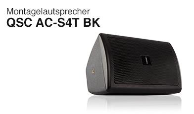 QSC AC-S4T