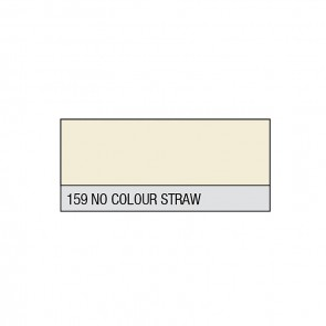 LEE Filter Rolle 159 No Colour Straw